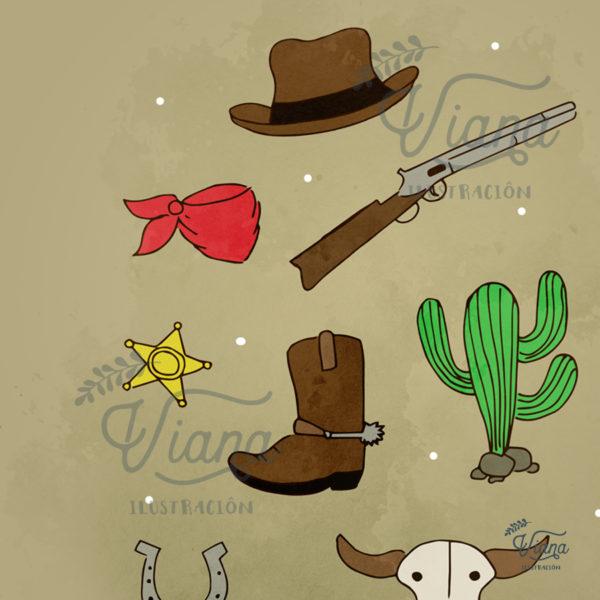 Detalle Cowboys