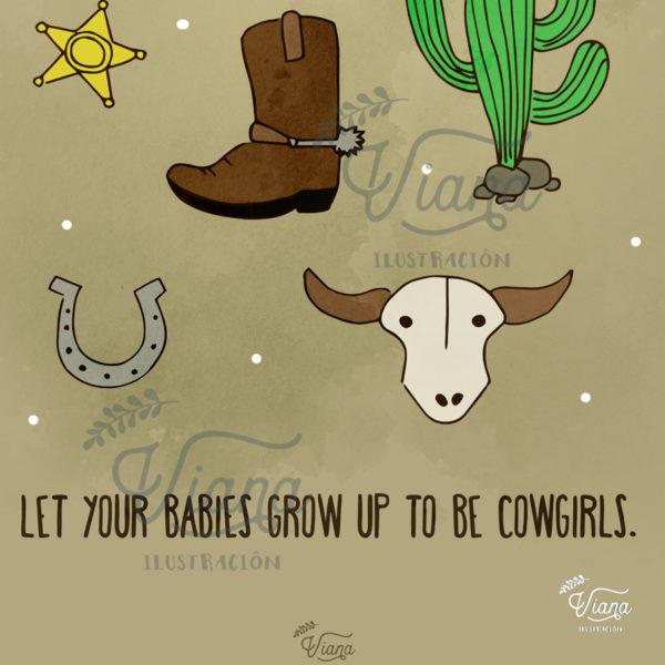 Detalle Cowgirls