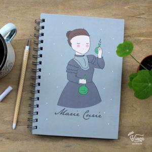 Libreta Mare Curie