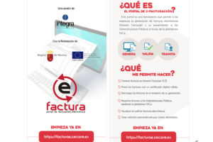Folleto e-Factura
