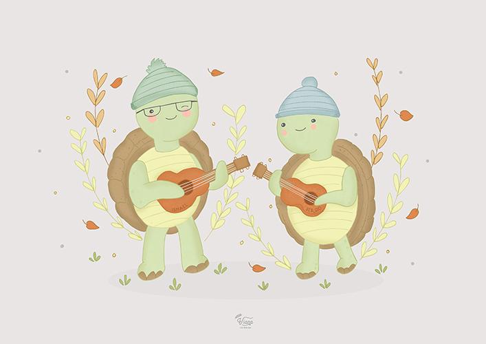 Ismael y Sergio