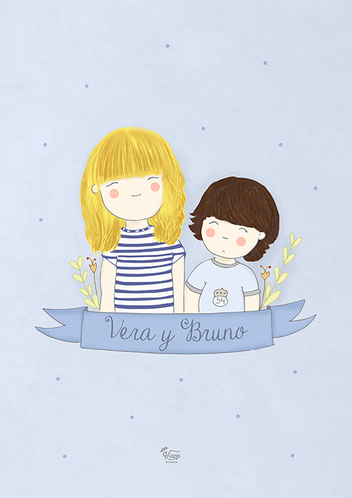 Vera y Bruno