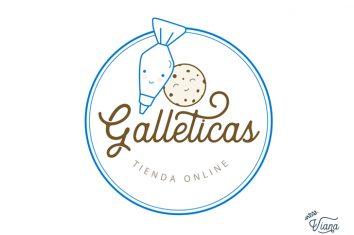 Logotipo Galleticas