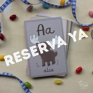 Reserva Abecedario